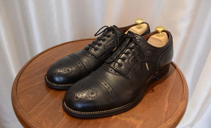 Foot the coacher フットザコーチャー MENDELL